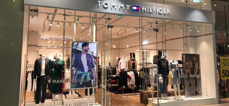 d9c60faa6142 В «МореМолл» открылся магазин Tommy Hilfiger