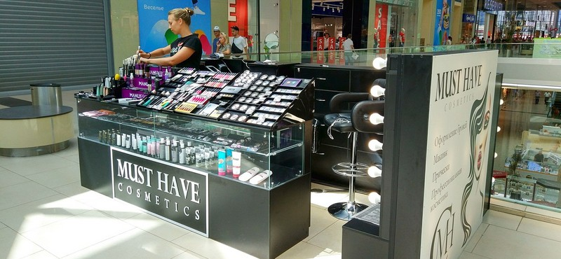 1000 бонусов в Must Have Cosmetics